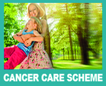 image of mother swinging her child-Rollins cancer care insurance solutions
